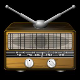 Old Radio Clip Art