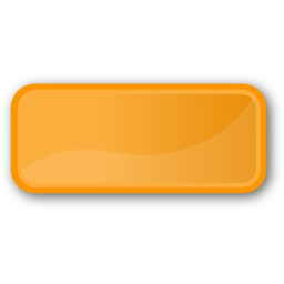 Icône orange rectangle à télécharger gratuitement