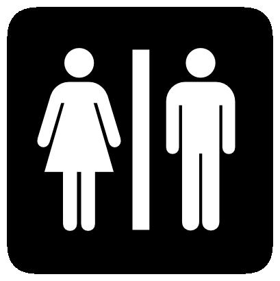 El hombre es un toilette